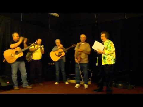 Trails Country Treasure Award, JT Mullinax & concert, Winnsboro Center for the Arts, 10-27-13