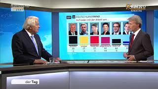 Reinhard Schlinkert zum aktuellen Trendbarometer am 07.09.17