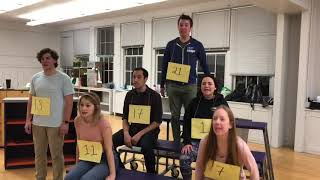 The 25th Annual Putnam County Spelling Bee at Missoula Community Theatre