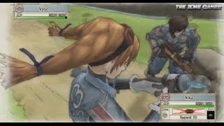 Valkyria Chronicles PC Gameplay Vyse and Aika 60FPS