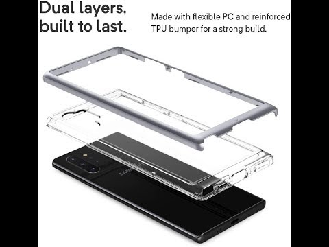 the-best-clear-cases-for-the-galaxy-note-10+-pt.08---the-caseology-skyfall