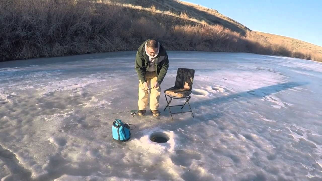 Gopro ice fishing youtube for Best gopro for fishing