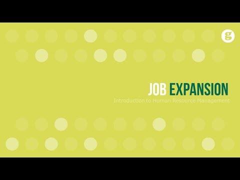 Job Expansion