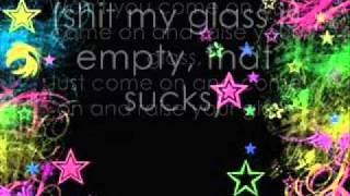 Raise Your Glass - Pink - Lyrics WITH DOWNLOAD LINK !!