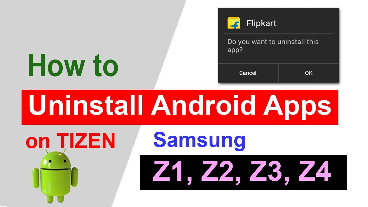 Uninstall Fortinet Android