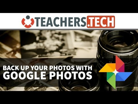 Google Photos Tutorial - Backup Your Photos