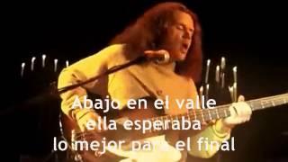 Red Hot Chili Peppers - Dani California - Subtitulos Español
