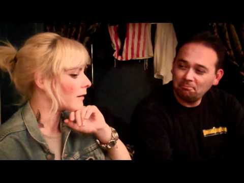 Exclusive Interview With Maja Ivarsson From The Sounds Part 1