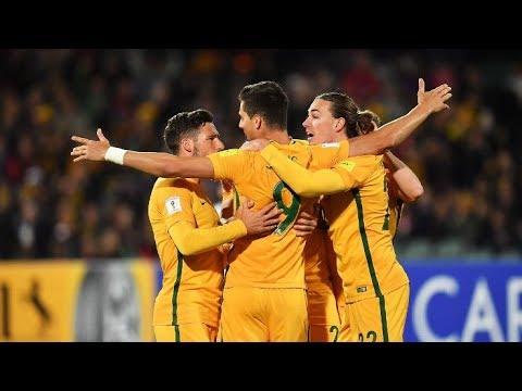 Australia vs Saudi Arabia - 2018 World Cup Qualifiers - FULL MATCH