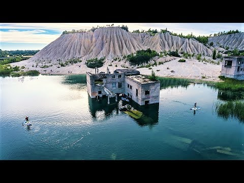 CREEPIEST Abandoned Places in Estonia