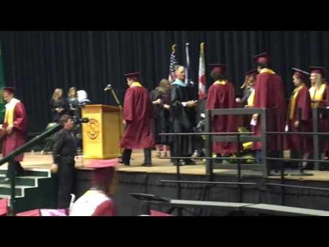 Broad Run High School 2016 Graduation