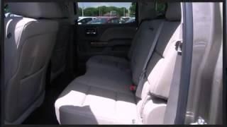 2015 GMC Sierra 1500 SLT Crew Cab Value Package