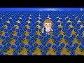 【とび森】青バラを3000本交配させ、世界一バラの楽園を作ってみた!?
