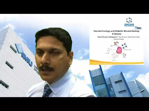 Nanotechnology and Diabetic Wound Healing A Review By Dr. dinesh
