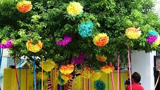 DIY| Paper flower| Paper Craft | Paper flower Making | Art & Craft