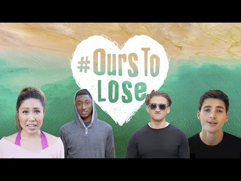 #OursToLose: Climate Change Affects the Things We Love