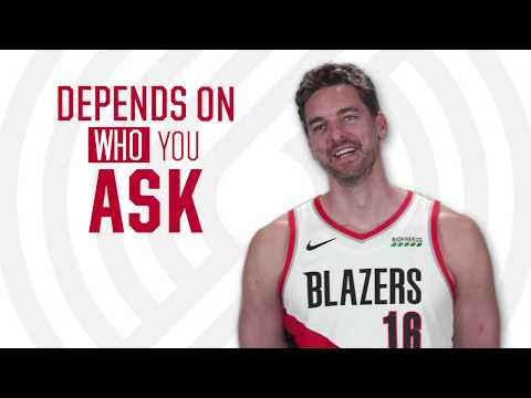 Get To Know Pau Gasol
