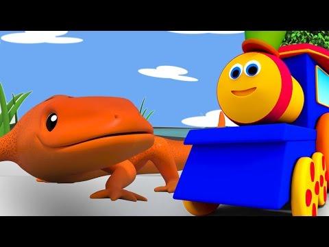 bob der Zug Tier ABC-Lied auf Deutsch   bob den Zug Deutsch Compilation für Kinder und Babys