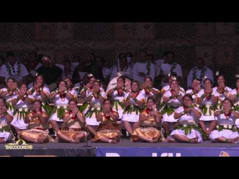 Auckland Girls Grammar Tonga Stage Ma'ulu'ulu Polyfest 2017