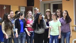 Видео-приветствие: Студия современного танца