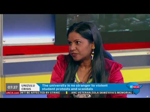 Corruption at the University of Zululand?