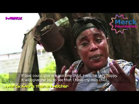 Merck More Than A Mother-The Story of Empowering Infertile Women, Liberia (cloth group)