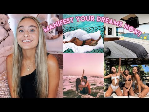How to Start Using the Law of Attraction in Your Life!