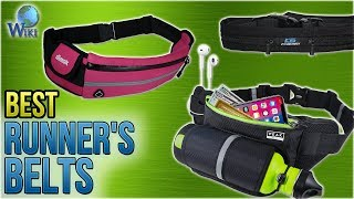 10 Best Runner's Belts 2018