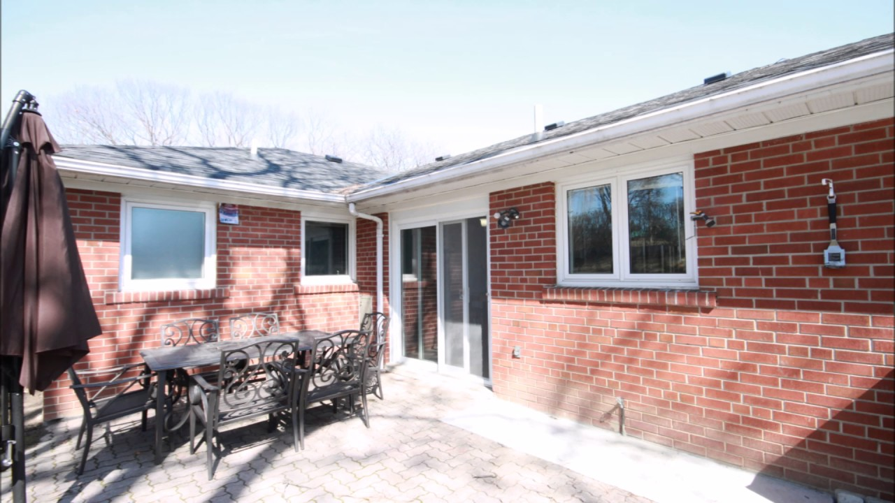37 Shouldice Crt North York Detached Home Bungalow For Sale