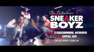 The Fabulous Sneakerboyz (choreography by Roy Julen) | Antwerpen & Gent