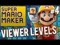 Super Mario Maker - Drunk Flying | PART 4