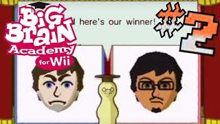 Big Brain Academy Wii Degree: Intense Focus - PART 2 - Alternate Buttons