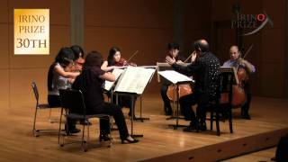 Evis Sammoutis / Echopraxia for string sextet  (The 28th Irino Prize)