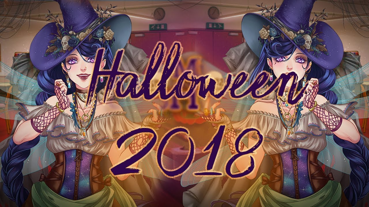 Trajes 2020 Halloween Amor Doce Amor Doce Evento De Halloween 2018.   YouTube