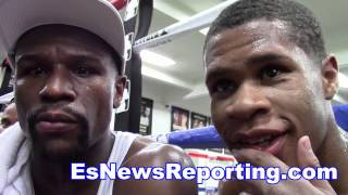 Floyd Mayweather What He Never Told Anyone Before - EsNews Boxing