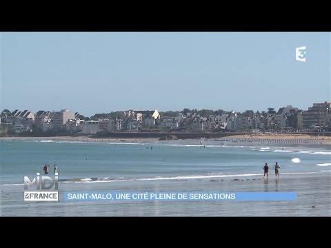 Saint-Malo, une cité pleine de sensations