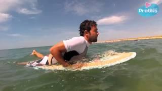 Surf - Comment réussir à se lever sur sa planche
