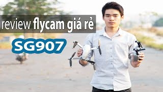 Review Flycam SG907 GPS - JOLAVN