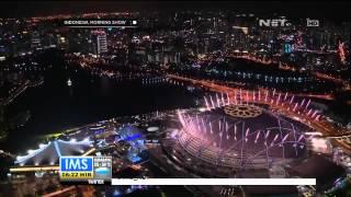 Gambar cover Upacara pembukaan Sea Games 2015 - IMS