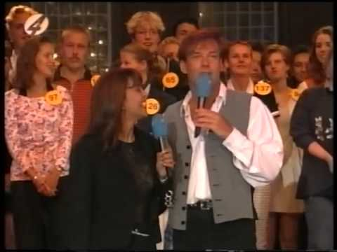 Sandra Reemer The Party´s over now- Alles wat ik wil Eurovision Karaoke Show