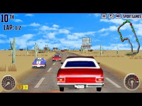 juegos de carros de carrera ▻v8 muscle cars - carros musculosos