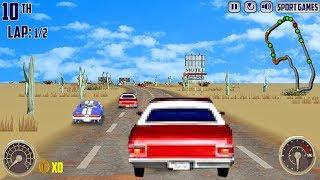 Juegos de Carros de Carrera ►V8 Muscle Cars - Carros Musculosos