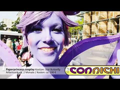 Connichi 2018: Kostüme Auf Der Manga-Messe In Kassel