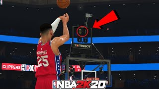 NBA 2K20 Top 10 Buzzer Beaters and Game Winning Shots!