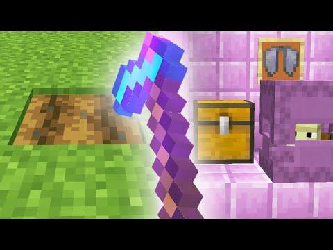 Me Paso Minecraft Pero las Herramientas me TELETRANSPORTAN!!!