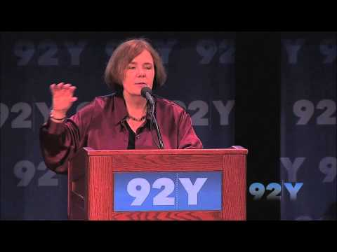 Gail Collins: Too Early to Worry About Election   92Y Talks