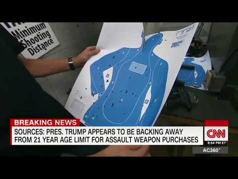 Army General doesnt know his rifle on CNN