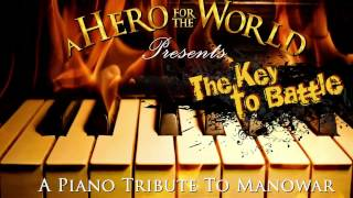 The Crown and the Ring (Piano Instrumental - Manowar Cover)