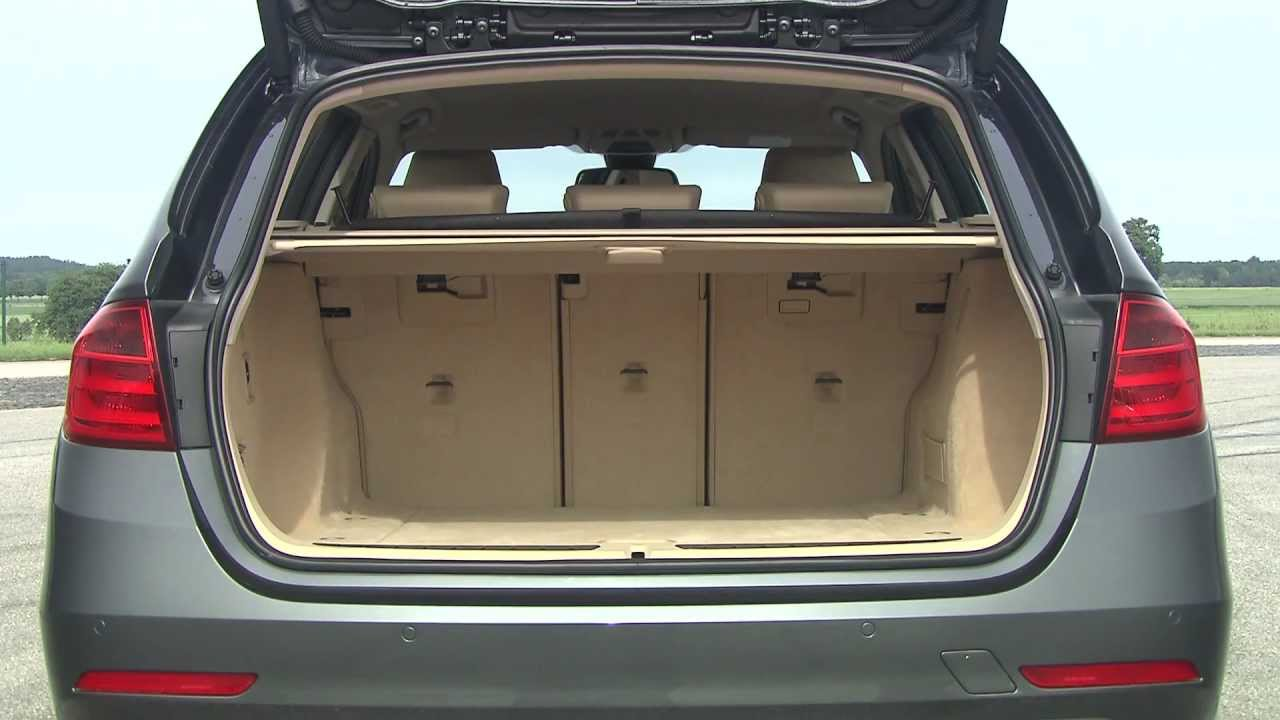 2013 Bmw 328i Touring Sports Wagon Luxury Line Interior Youtube
