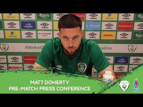 PRE-MATCH PRESS CONFERENCE | Matt Doherty